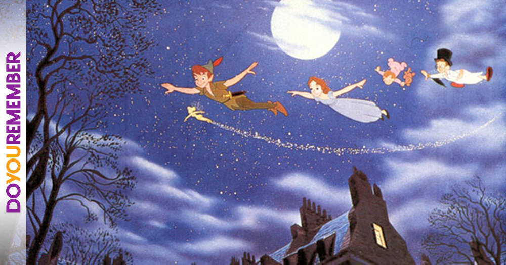 Peter Pan: From Fairy Tale to Film
