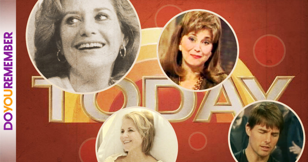 Most Memorable Moments From The Today Show