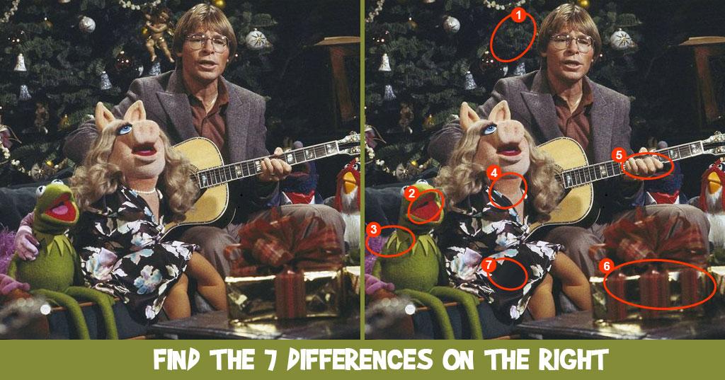 MisMatch: John Denver & The Muppets Christmas | Do You Remember?