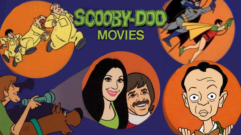 The New Scooby-Doo Movies - Wikipedia