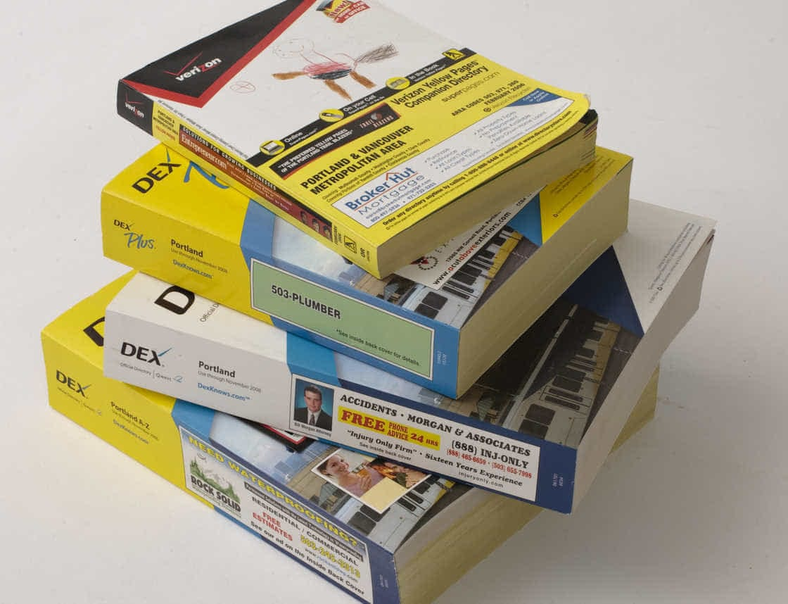 where can i get a phone book
