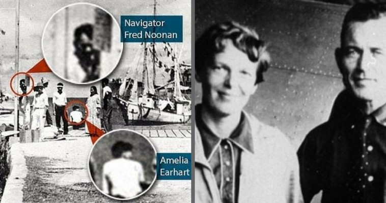 amelia earhart may have survived crash landing newly discovered