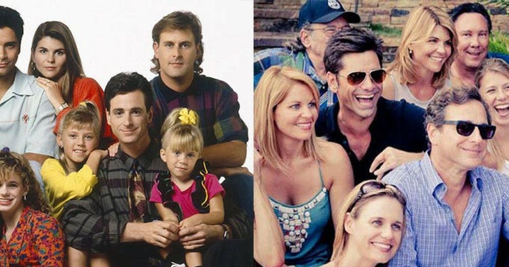 The Cast Of Full House: Then And Now