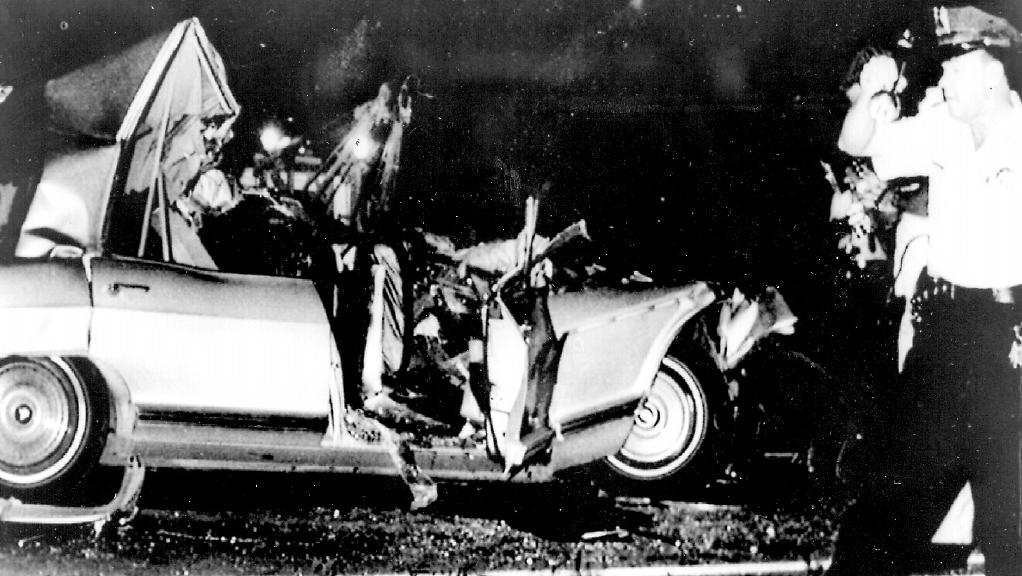 Jayne Mansfield Car Crash Dog