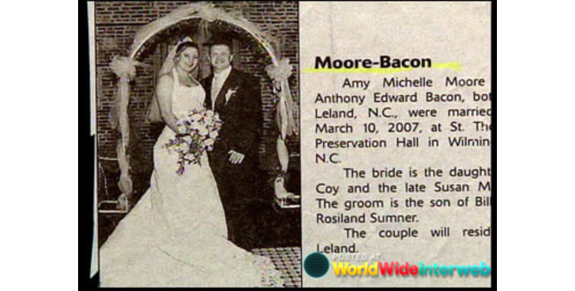 50 Tragically Hilarious Wedding Announcements Page 3 Of 4 Doyouremember