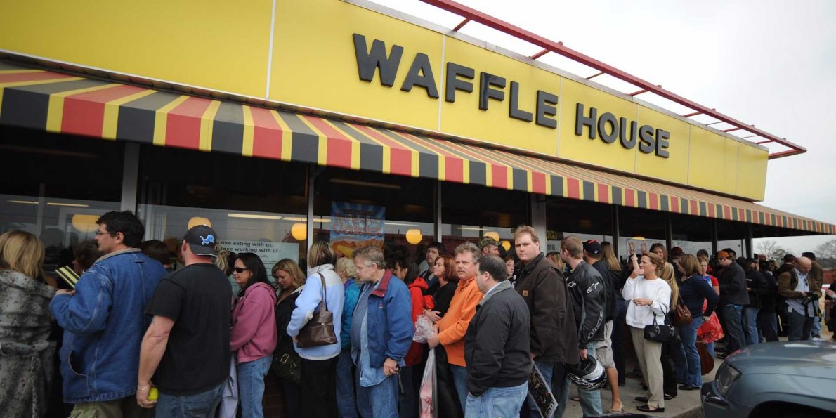 Hurricane Irma And The Waffle House: A Disaster Indicator For FEMA | Do You  Remember?